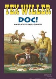Tex Willer Suuralbumi 40 (ENNAKKOTILAUS)