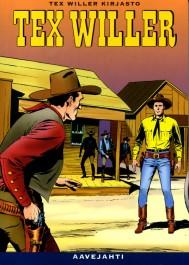 Tex Willer Kirjasto 19 - Aavejahti