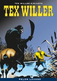 Tex Willer Kirjasto 23 - Pelon laakso