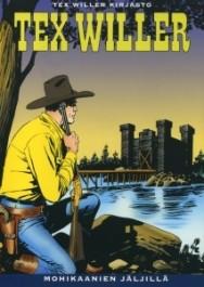 Tex Willer Kirjasto 27 - Mohikaanien jäljillä