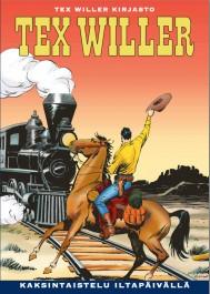 Tex Willer Kirjasto 28 - Kaksintaistelu iltapäivällä
