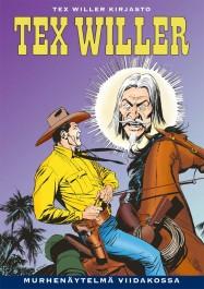 Tex Willer Kirjasto 44 - Murhenäytelmä viidakossa