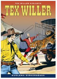 Tex Willer Kirjasto 32 - Kuolema sirkuksessa