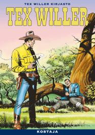 Tex Willer Kirjasto 50 - Kostaja