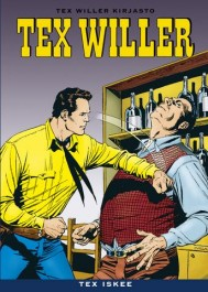 Tex Willer Kirjasto 14 - Tex iskee