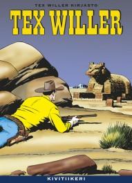 Tex Willer Kirjasto 15 - Kivitiikeri