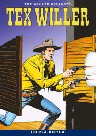 Tex Willer Kirjasto 30 - Hurja kopla