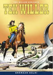 Tex Willer Kirjasto 31 - Erämaan halki