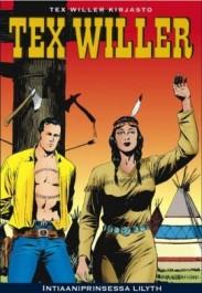 Tex Willer Kirjasto 4 - Intiaaniprinsessa Lilyth