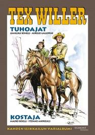 Tex Willer Suuralbumi 37 - Tuhoajat/Kostaja