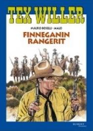Tex Willer Suuralbumi 38 - Finneganin rangerit