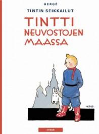Tintin seikkailut 1 - Tintti Neuvostojen maassa