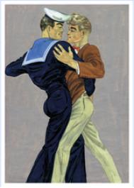 Tom of Finland / Tom's Finnish Tango -postikortti