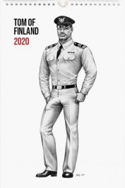 Tom of Finland -seinäkalenteri 2020
