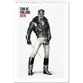 Tom of Finland -seinäkalenteri 2019