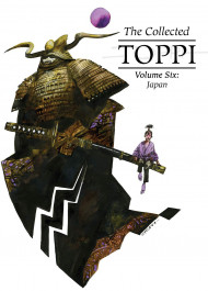 The Collected Toppi 6 - Japan