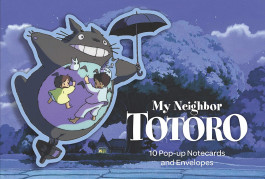 My Neighbor Totoro - 10 Pop-Up Notecards and Envelopes