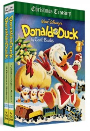 Walt Disney's Donald Duck - Christmas Treasure Box Set