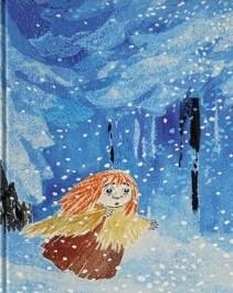 Muistikirja - Tuittu lumisateessa (Muumi)