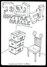 Tuoli muuttaa maalle