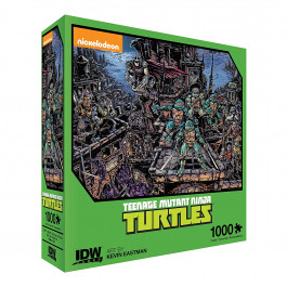 Teenage Mutant Ninja Turtles Puzzle
