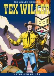 Tex Willer Kirjasto 40 - Katkaistu keihäs