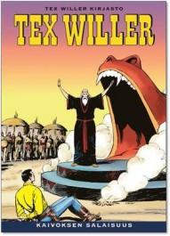 Tex Willer Kirjasto 16 - Kaivoksen salaisuus