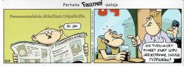 Fingerpori-sarjakuvataulu - Perussuomalaiset