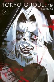 Tokyo Ghoul:re 3