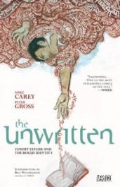 The Unwritten 1 - Tommy Taylor and the Bogus Identity