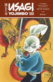 The Usagi Yojimbo Saga 1