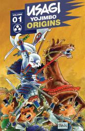 Usagi Yojimbo Origins 1 - Samurai