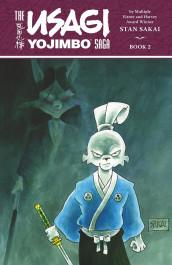 The Usagi Yojimbo Saga 2