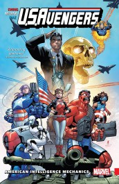 U.S.Avengers 1 - American Intelligence Mechanics