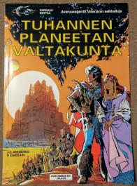 Valerian - Tuhannen planeetan valtakunta (K)