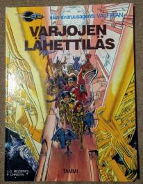 Aika-avaruusagentti Valerian - Varjojen lähettiläs (K)
