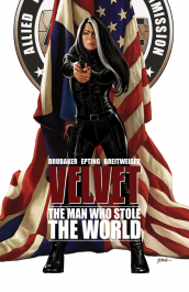 Velvet 3 - The Man Who Stole the World