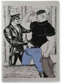 Tom of Finland / Hauikset-pikkuvihko