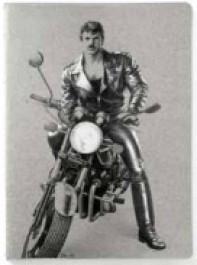 Tom of Finland / Moottoripyörä-pikkuvihko