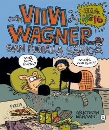 Viivi ja Wagner 16 - Sian puolella sänkyä