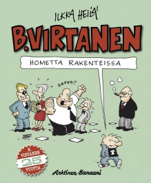 B. Virtanen 20 - Hometta rakenteissa