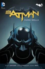 Batman - Vuosi nolla