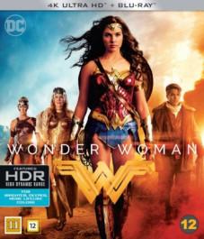 Wonder Woman (4K Ultra HD + Blu-ray)