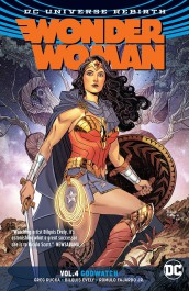 Wonder Woman 4 - Godwatch