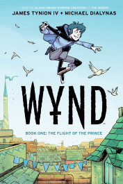 Wynd 1 - Flight of the Prince
