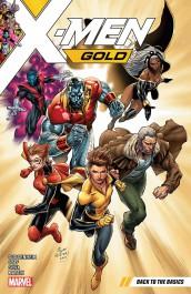 X-Men Gold 1 - Back to the Basics