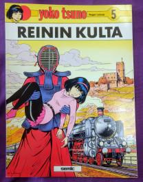 Yoko Tsuno 5 - Reinin kulta (K)