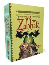 Zahhak - The Legend of the Serpent King POP-UP BOOK