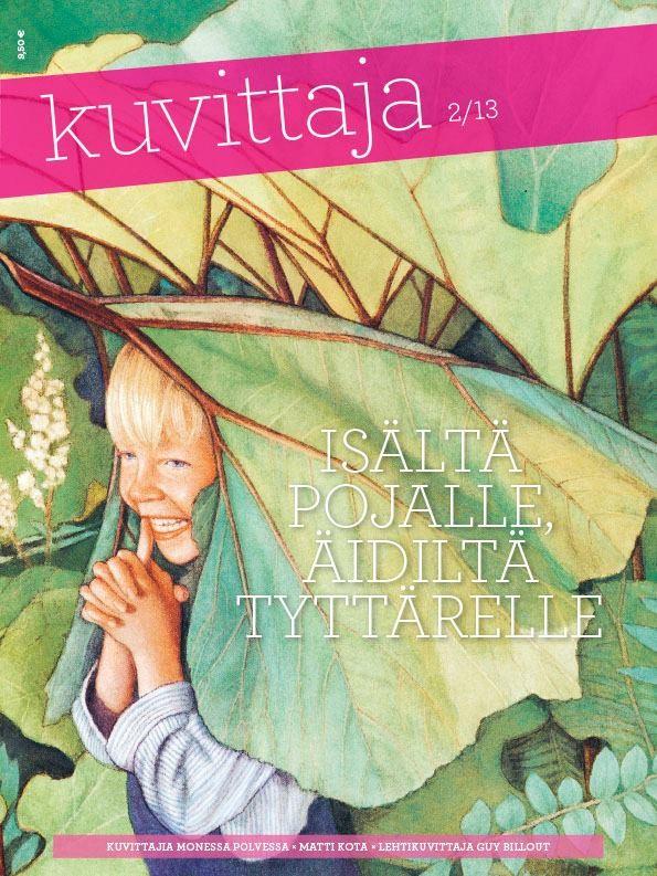 Kuvittaja 2013-02