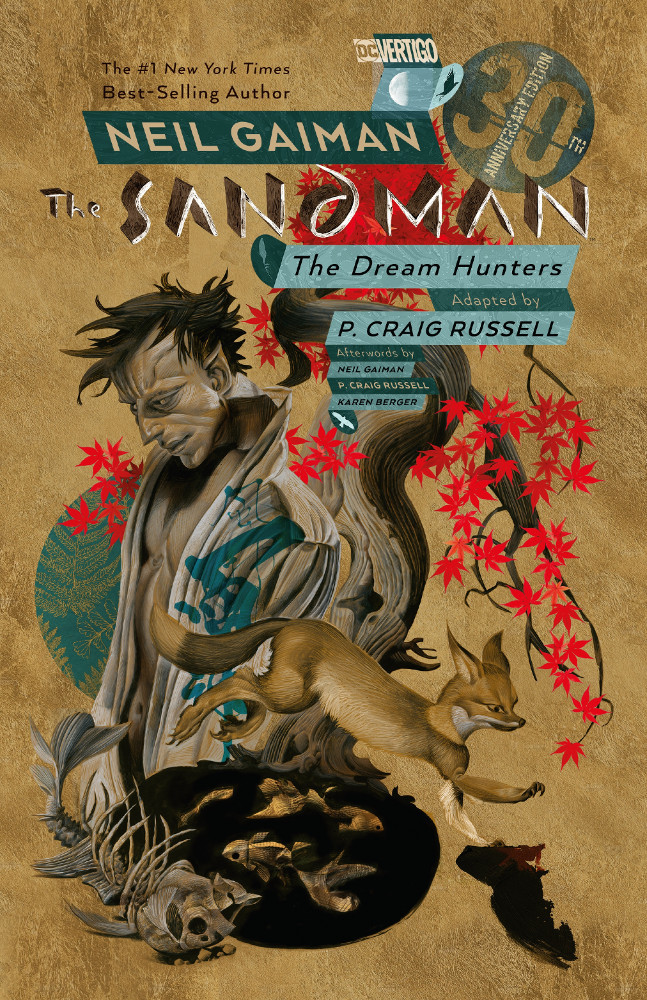 The Sandman - Dream Hunters 30th Anniversary Edition